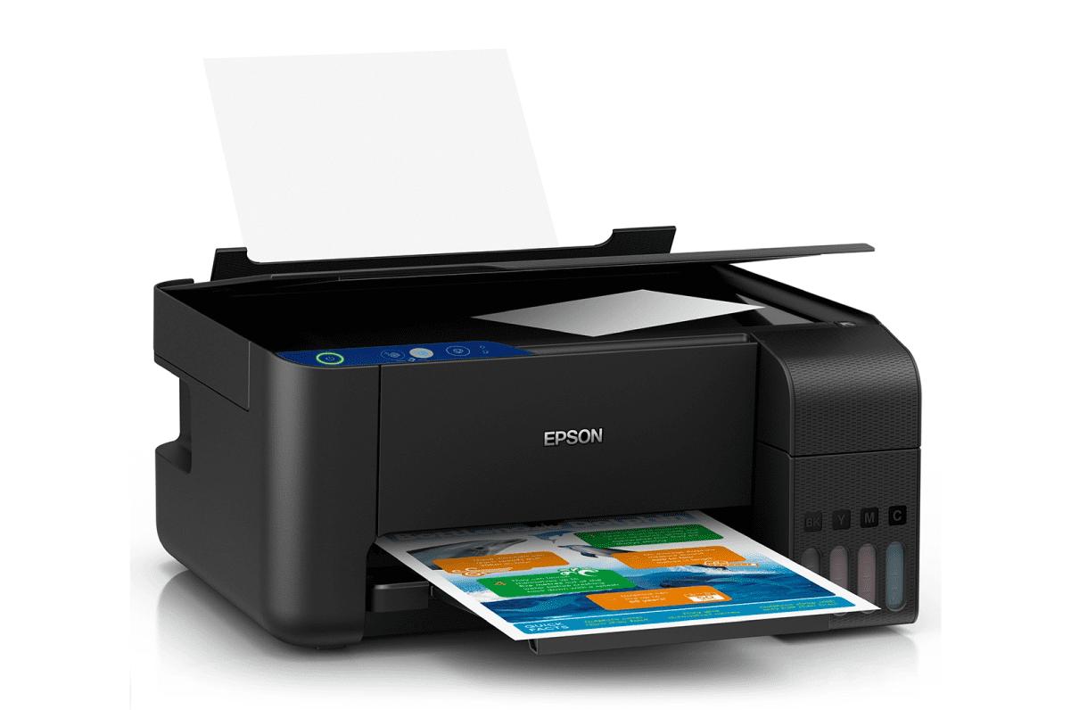 Impresora Multifuncional Epson EcoTank L3110-02