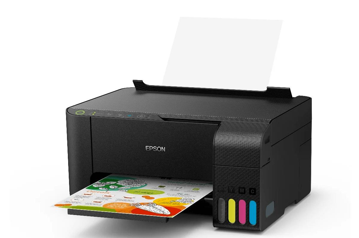 Impresora Multifuncional Epson EcoTank L3150-02