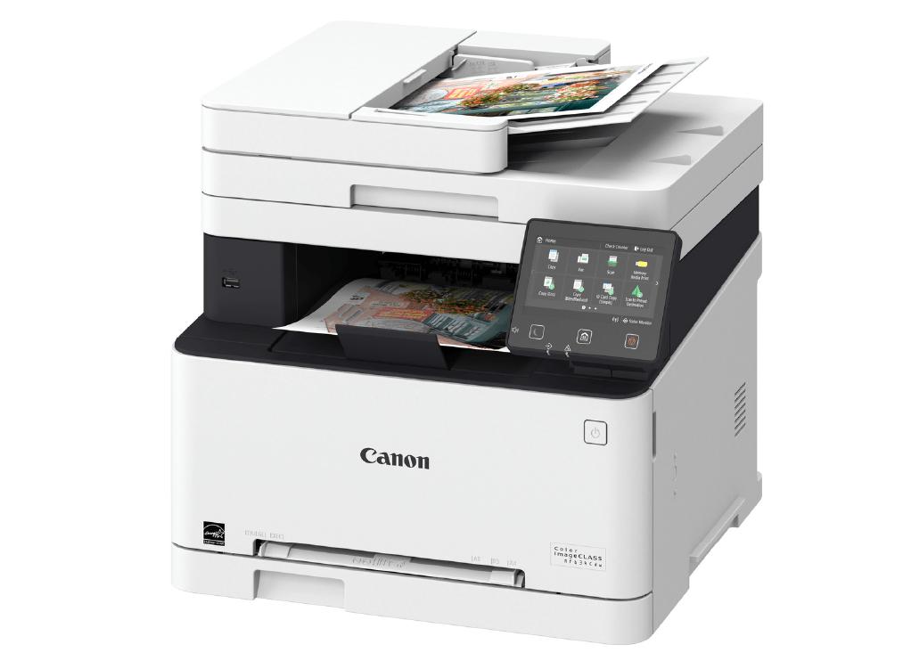 Impresora imageCLASS MF634Cdw-03