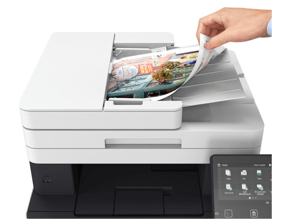 Impresora imageCLASS MF634Cdw-04